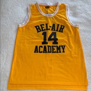 Fresh Prince, Bel-Air Academy Jersey. Will Smith